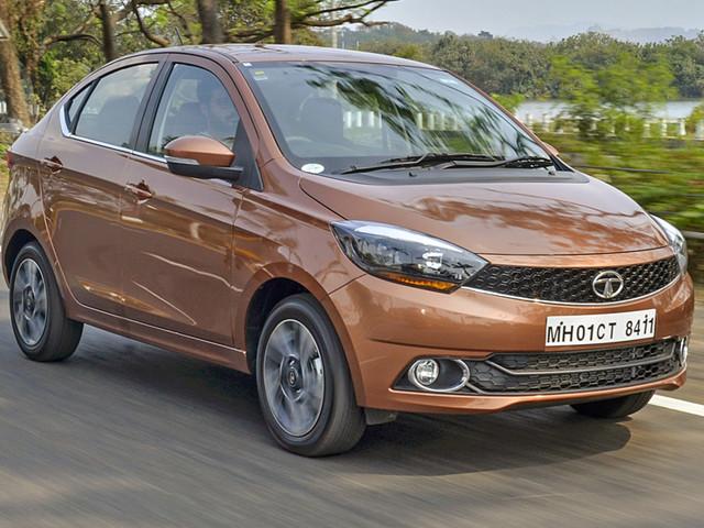 Review: 2018 Tata Tigor AMT review, test drive