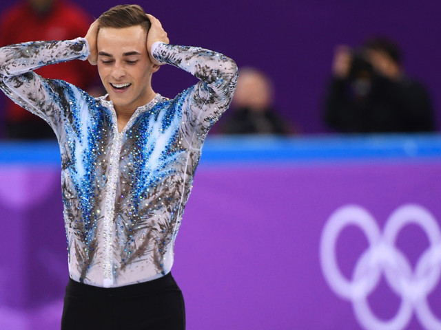 Adam Rippon to Produce Figure Skating Comedy Series in Development at NBC