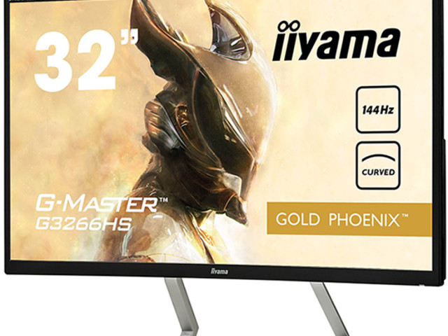 Day 3: Win a 32in curved iiyama monitor