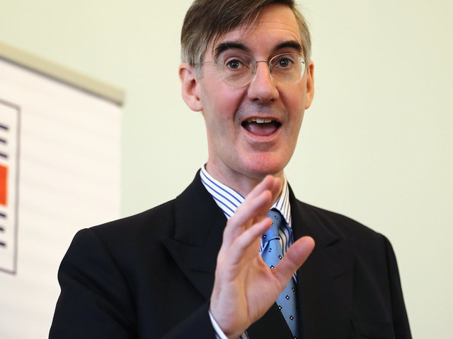 Remainers Are 'Cave Dwellers' Says Jacob Rees-Mogg