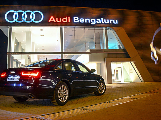 Audi India sales decline 18 percent in 2018