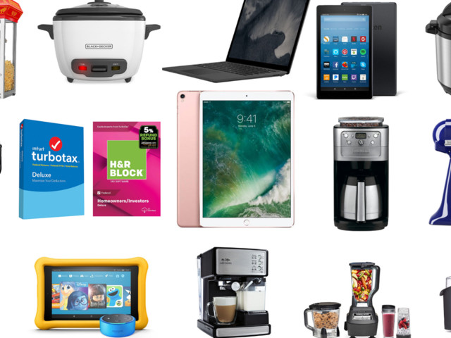 H&R Block, TurboTax, iPads, Microsoft Surface Pro, Apple HomePod, Instant Pot, and more on sale for Feb. 6