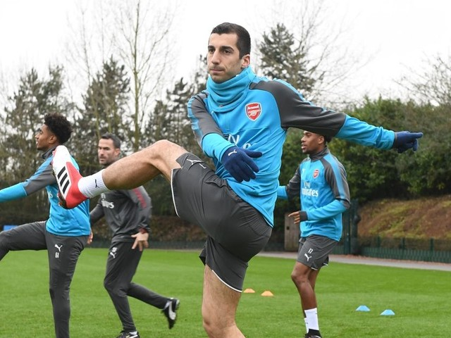 Ian Wright believes 'friendlier atmosphere' at Arsenal will help Henrikh Mkhitaryan thrive at Emirates