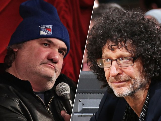 Artie Lange SLAMS Howard Stern: 'We Hate Each Other's Guts!'