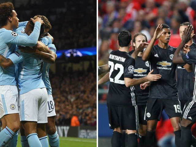 UEFA rank Manchester City and Manchester United as BETTER than Real Madrid and Barcelona this season