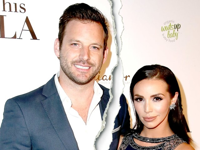 Vanderpump Rules' Scheana Marie and Robert Valletta Split But They 'Still Act Like a Couple'