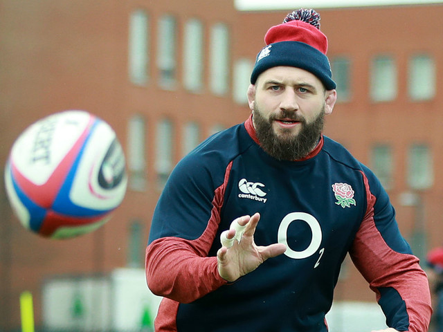 Sport shorts: Joe Marler gets ten-week ban for testicle grab and football is suspended in England and Scotland