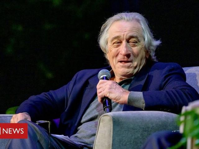 Robert De Niro's ex-aide sued for misusing funds and 'TV bingeing'