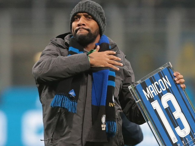 """Maicon: """"Inter Milan is a special family, I'd encourage a child to support them"""""""