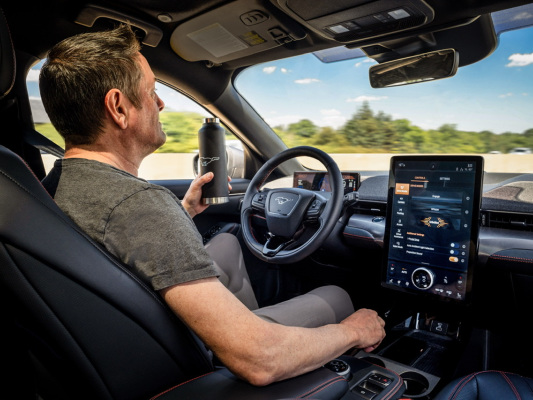 Ford: hands-free Active Drive Assist to arrive first on F-150 and Mustang Mach-E later this year