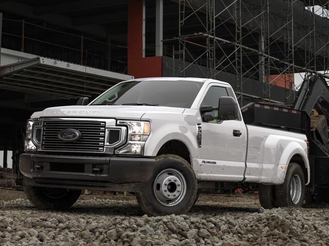 Ford Recalls 2021 Super Duty Dually Trucks Over Front Wheel Detachment Risk