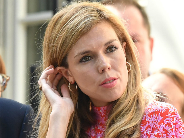 Is Carrie Symonds barred from the US?