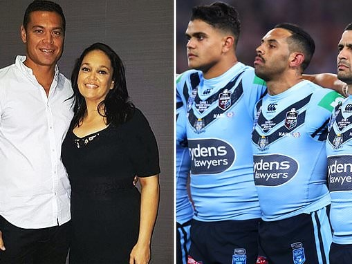 State of Origin Timana Tahu to be sacked for national anthem Latrell Mitchell comments