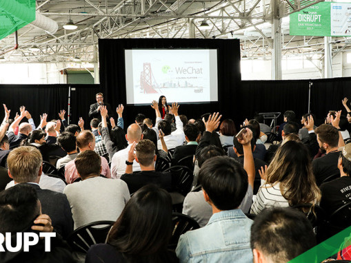 Bring your posse to Disrupt SF 2019 with group discounts