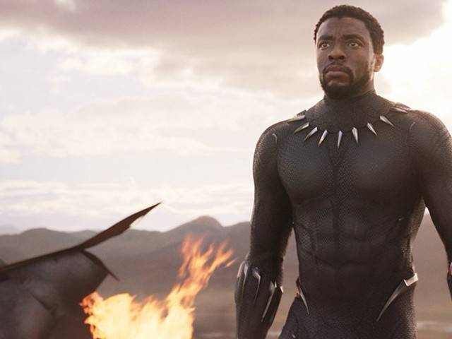 'Black Panther' is already breaking records at the box office — and had the second-best Thursday preview of any Marvel movie (DIS)