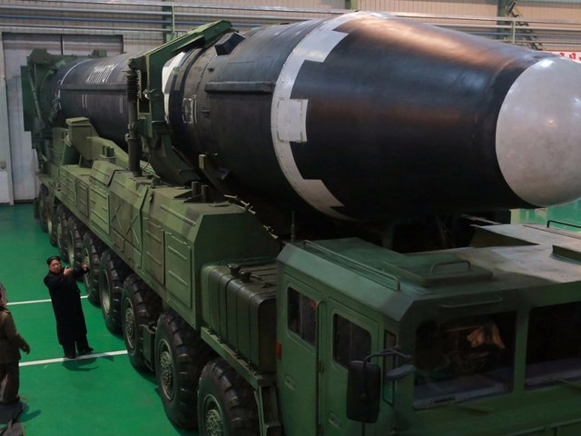 Images of North Korea's latest missile launch reveal a big problem for the US