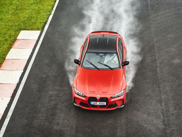TEST DRIVE: 2021 BMW M3 Competition – The Race Track King