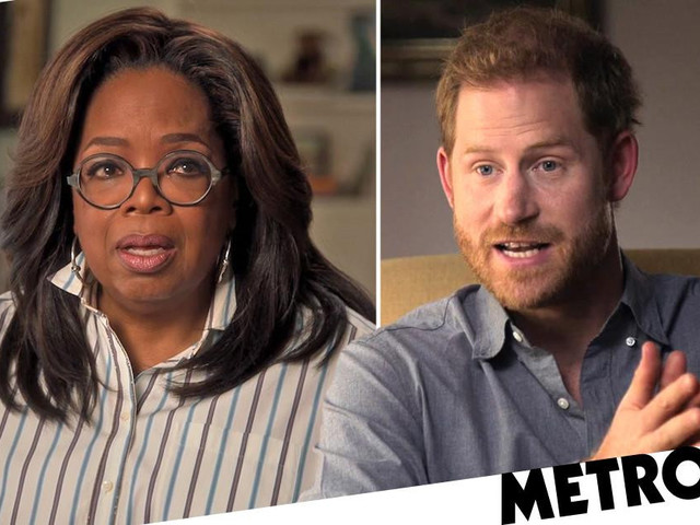 Prince Harry and Oprah to host another show about mental health this week