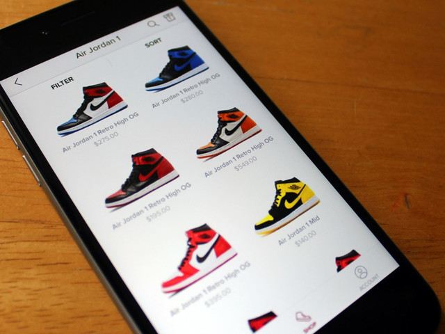 Sneaker and streetwear reseller Stadium Goods just launched their first app