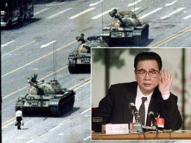 'Butcher of Beijing' who ordered Tiananmen Square crackdown dies