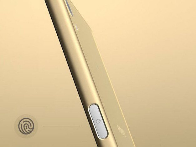 How did we miss the best place for a fingerprint scanner?