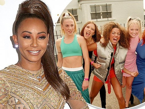 Mel B confirms The Spice Girls tour will go ahead... despite her emergency eye situation