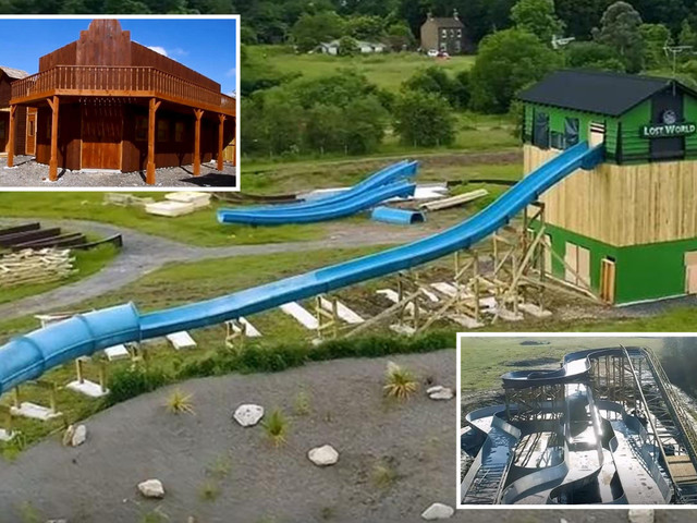 First pictures of new £37m Yorkshire theme park with 70 rides and pirate and princess rooms