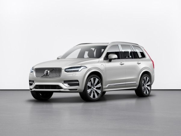 Volvo Cars introducing range of new electrified powertrains; plug-in options for every model; mild-hybrid rollout