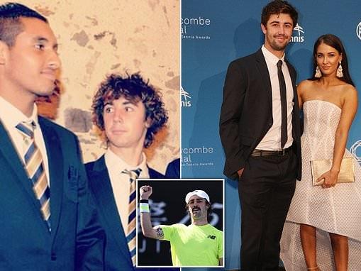 Tennis star Jordan Thompson opens up life off the court