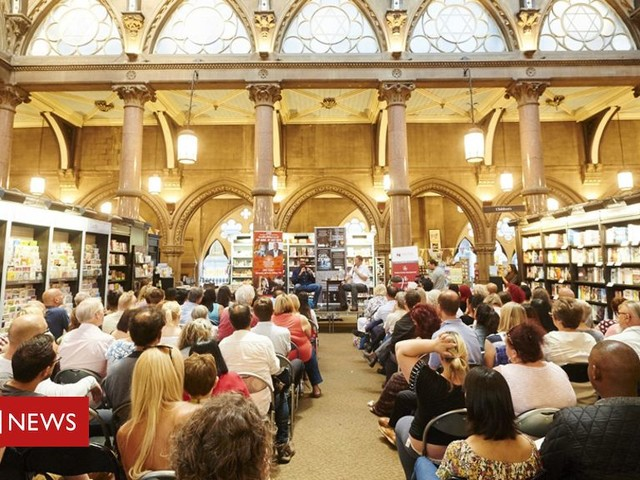 Bradford Literature Festival boycott over anti-terrorism cash