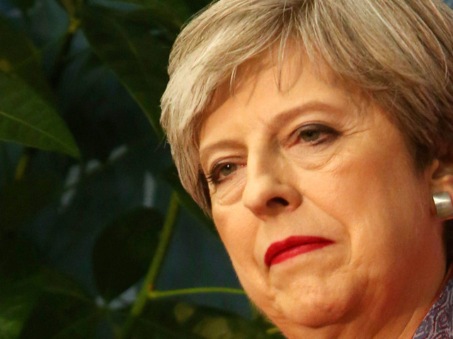 Theresa May To Stay As PM After Deal With Democratic Unionist Party