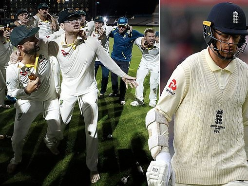 Cricket news: Steve Smith mocks Jack Leach with glasses celebration after Australia's Ashes glory