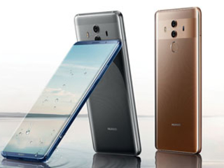 AI-enabled Huawei Mate 10 and Mate 10 Pro mobiles announced