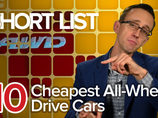 The Short List: Top 10 Cheapest All-Wheel-Drive Cars that Aren't SUVs