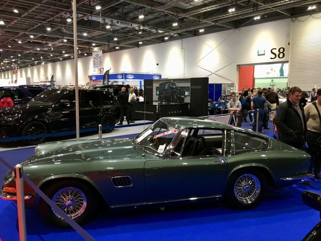 Our Top 10 Cars from the 2018 London Classic Car Show