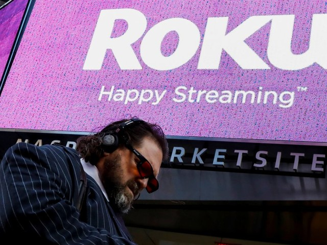 Roku reported earnings and the stock is tanking (ROKU)