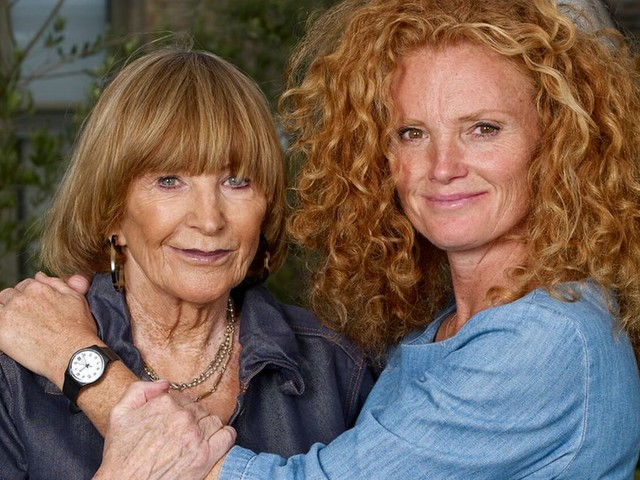 Anne Robinson on living with family in lockdown and how they're closer than ever