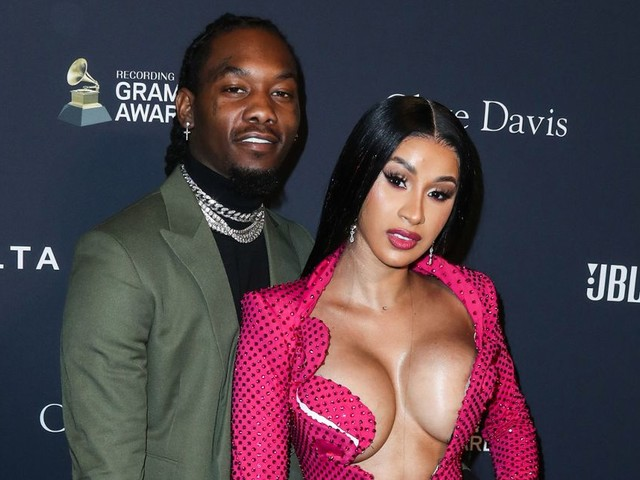 Cardi B wants 'amicable divorce' from Offset and joint custody of daughter