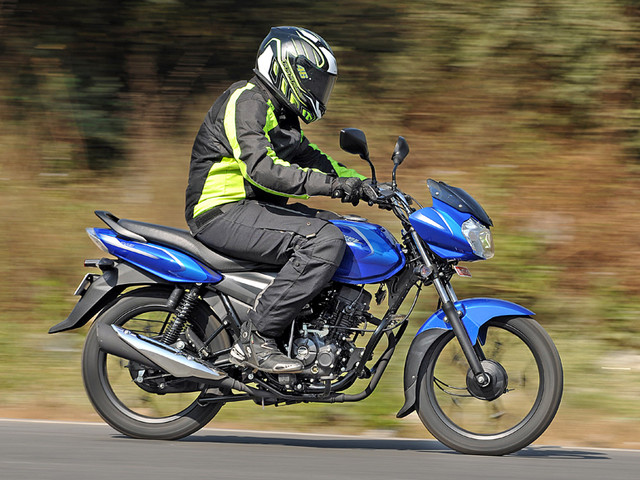 Review: 2018 Bajaj Discover 110 review, test ride