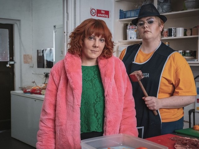 TV's newest comedy is set in Greater Manchester