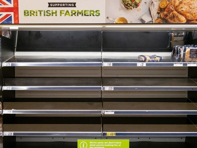 Britain's Two Decades Of Cheap Food Is Over, According To The UK's 'Chicken King'