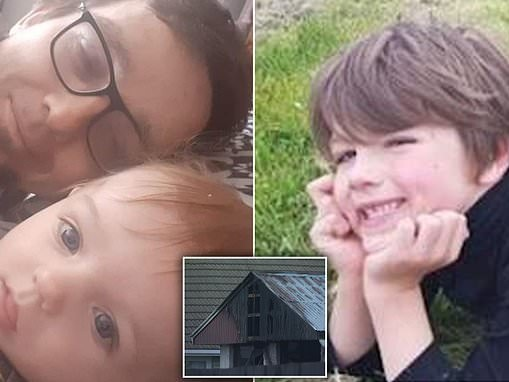 Mum's horrifying phone call after her baby and eight-year-old son die in Christchurch house fire