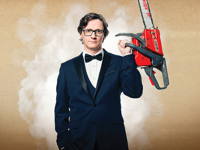 Ed Byrne announced 2 new tour dates