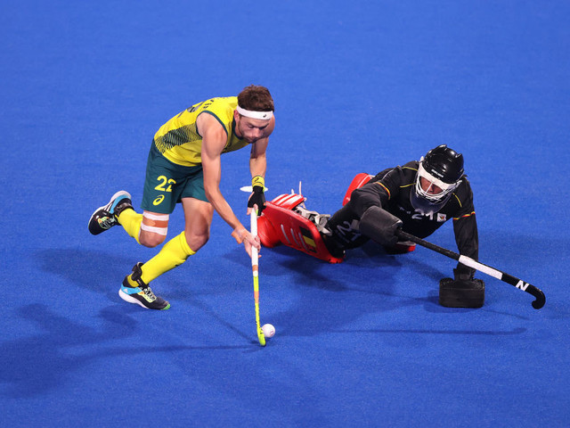 Belgium beat Australia in dramatic shootout to clinch first Olympic hockey title