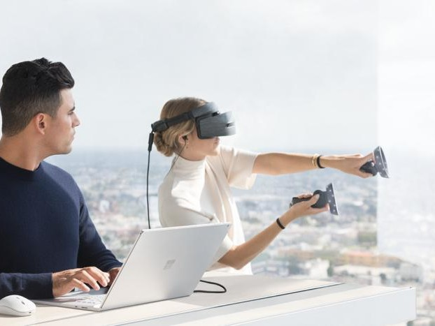 Don't be fooled: Windows Mixed Reality headsets are just VR headsets