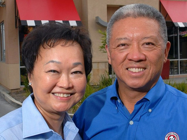 The founders of Panda Express built a $3 billion fortune off of the Chinese food empire. Here's why the first-generation immigrants say the key to achieving the American dream is giving back.