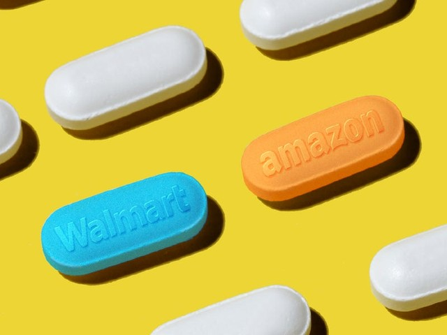 Inside Amazon's and Walmart's bets to transform healthcare as the shopping rivals carve out a new battleground