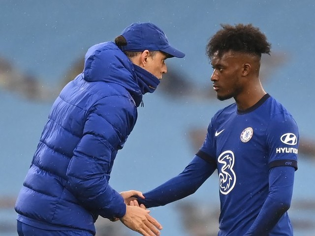 Tuchel lays out the challenge for Callum Hudson-Odoi