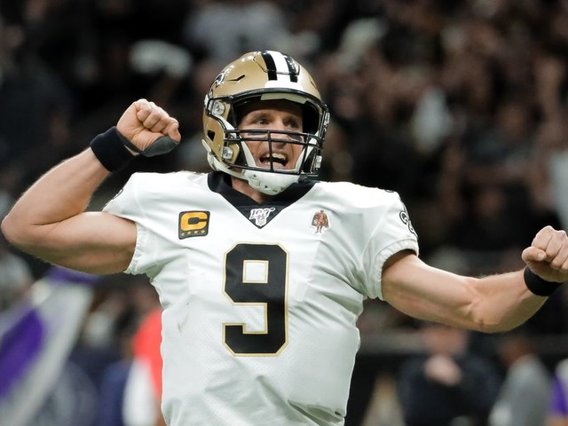 Drew Brees returning to the Saints is causing a domino effect