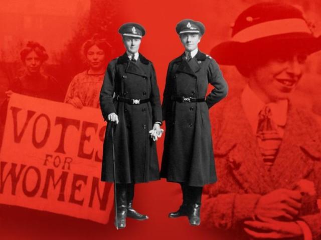 Why Former Suffragettes Flocked to British Fascism